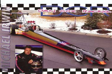 Dan Cox Racing Dragster