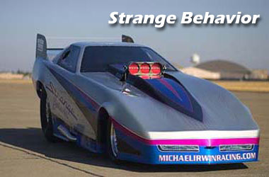 Strange Behavior Funny Car